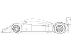 تصميم السيارة