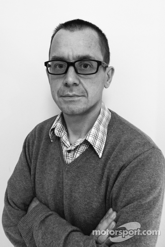 Jonathan Noble, editor do Motorsport.com