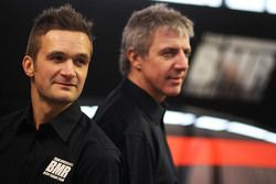 Colin Turkington et Jason Plato