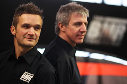 Colin Turkington en Jason Plato