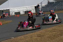 #2 Johan Schwartz Racing: Johan Schwartz, Mike Ageon, Brian Lockwood, Ryan Shattuck, Hartmut Feyhl