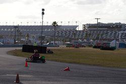 Daytona'da karting