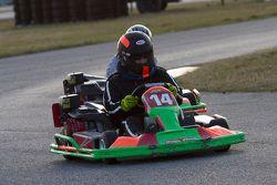 #14 Union Jack RHK Racing: Philip Eastmead, Biv Ramiukan, Eric Jones, Greg Harnish