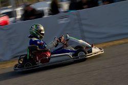 # 12 Racing para Tourettes: Trey Shannon