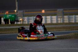# 88 rueda a rueda Karting: Bill Judy, Bruce White, Kevin Jordan, Jack Vintartas, Ryan Glisson