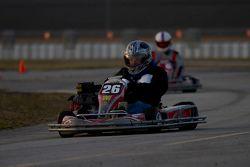 #26 Voodoo Racing: Patrick Shores, Mike Kokosta, Dan Weiner y Ken Lake