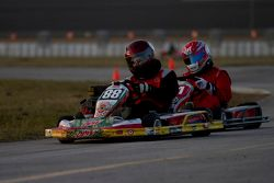 #88 Wheel to Wheel Karting: Bill Judy, Bruce White, Kevin Jordan, Jack Vintartas, Ryan Glisson