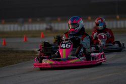 # 45 VF Racing: Carlos Vila, Vincent Kupinski, Lee Hudgins, Louis Satteriee y John Sweeney