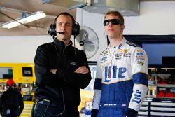 Paul Wolfe et Brad Keselowski, Team Penske Ford