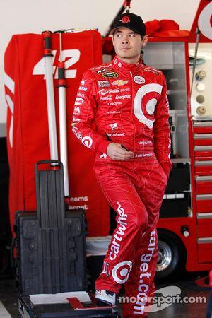 Kyle Larson, Ganassi Chevrolet