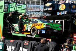 Carro reserva da Danica Patrick, Stewart-Haas Racing Chevrolet