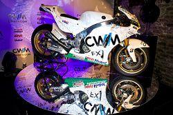 LCR Honda dévoile sa MotoGP 2015