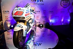 LCR本田发布2015赛季MotoGP赛车