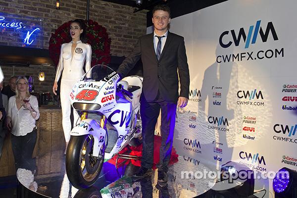 Presentación de la LCR Honda 2015 de MotoGP