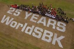 Phillip Island celebra 25 años de Mundial de Superbikes