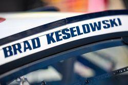 Detalhe de Brad Keselowski, Team Penske Ford