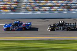 Austin Theriault, Brad Keselowski Racing Ford, Ben Kennedy, Red Horse Racing Toyota