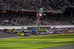 Largada: Jeff Gordon e Matt Kenseth lead grid