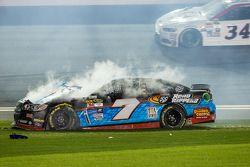 Alex Bowman, Tommy Baldwin Racing遇到问题