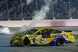 Sam Hornish Jr., Richard Petter Motorsports Ford com problemas
