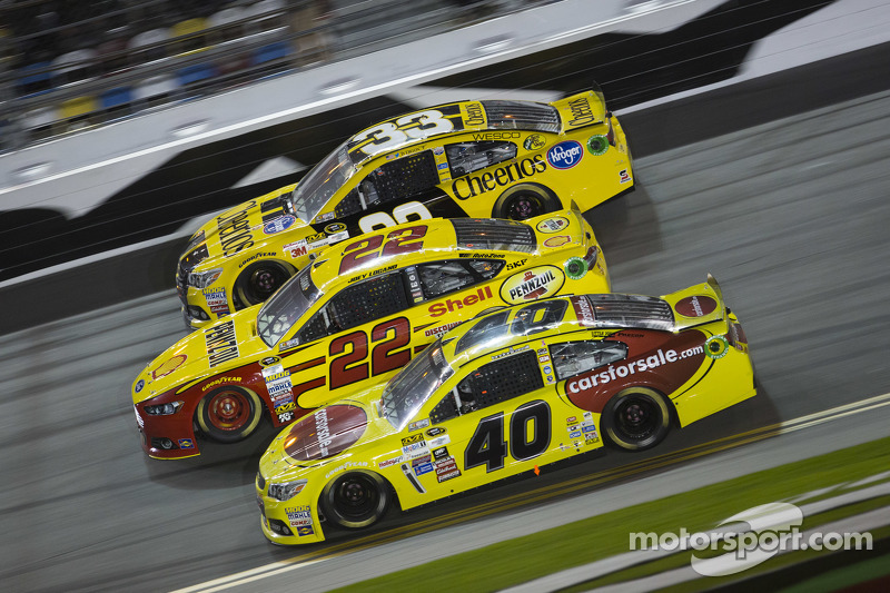 Landon Cassill, Hillman Racing, Chevrolet