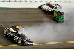 Brian Scott, Richard Childress Racing Chevrolet, Bobby Labonte, GoFAS Racing Ford, Danica Patrick, S