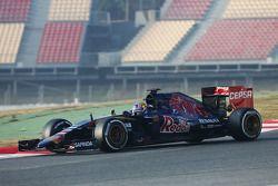 Max Verstappen, Scuderia Redbull STR10