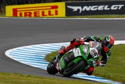 Tom Sykes, Kawasaki Racing Team
