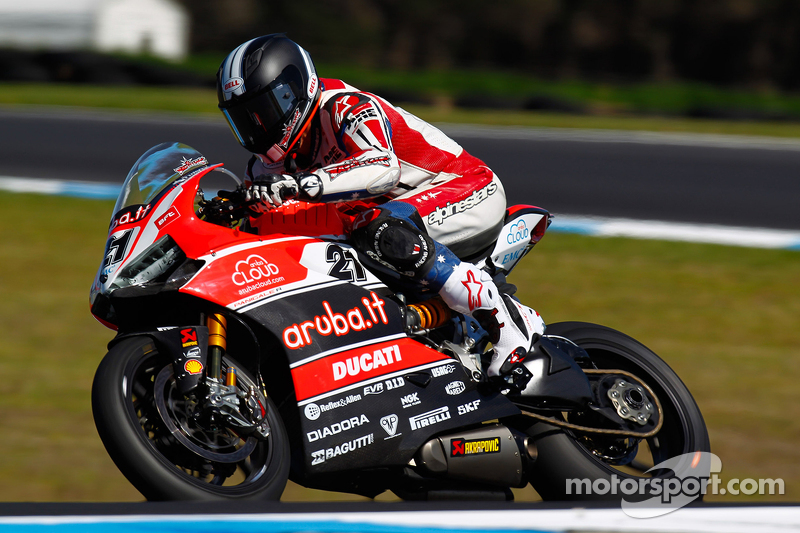 Troy Bayliss, Ducati SBK Team