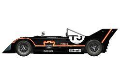 1973 Lola T292