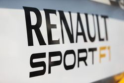 Renault Sport F1, Logo
