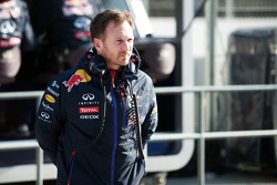 Christian Horner, director del equipo Red Bull Racing