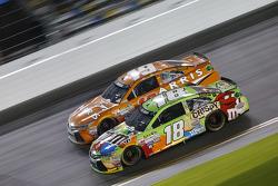 Kyle Busch, Joe Gibbs Racing Toyota, Carl Edwards, Joe Gibbs Racing Toyota