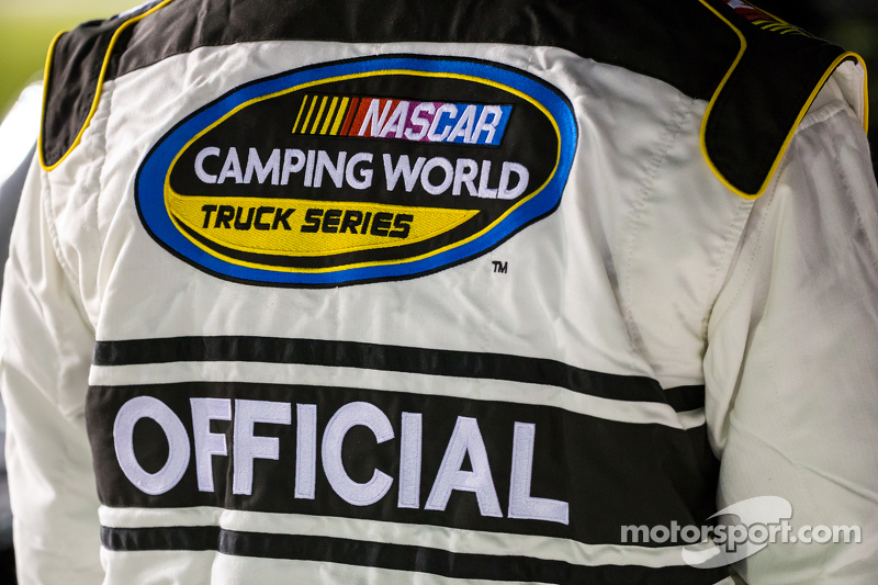 NASCAR Camping World Truck Series, Offizieller