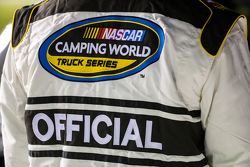 NASCAR Camping World Truck Series, Offizieller