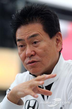 Yasuhisa Arai, Honda Motorsporları Genel Müdürü
