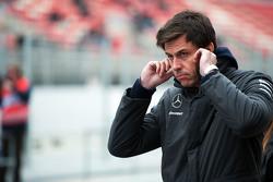 Toto Wolff, Direttore esecutivo e azionista Mercedes AMG F1