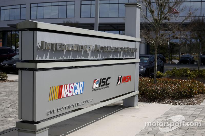 纳斯卡的国际赛车中心总部