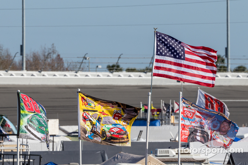 US-amerikanische Flagge