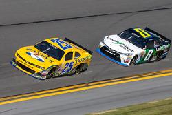 John Wes Townley, Athenian Motorsports Chevrolet en Blake Koch, TriStar Motorsport Toyota