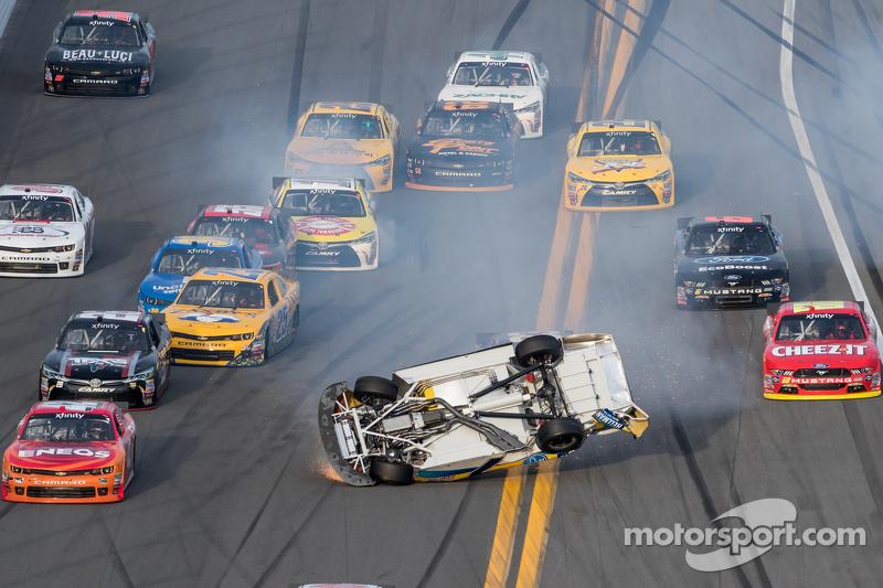 Daytona am Samstag