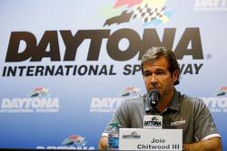 Joie Chitwood III, Daytona International Speedway praat over het toevoegen van SAFER barriers aan he