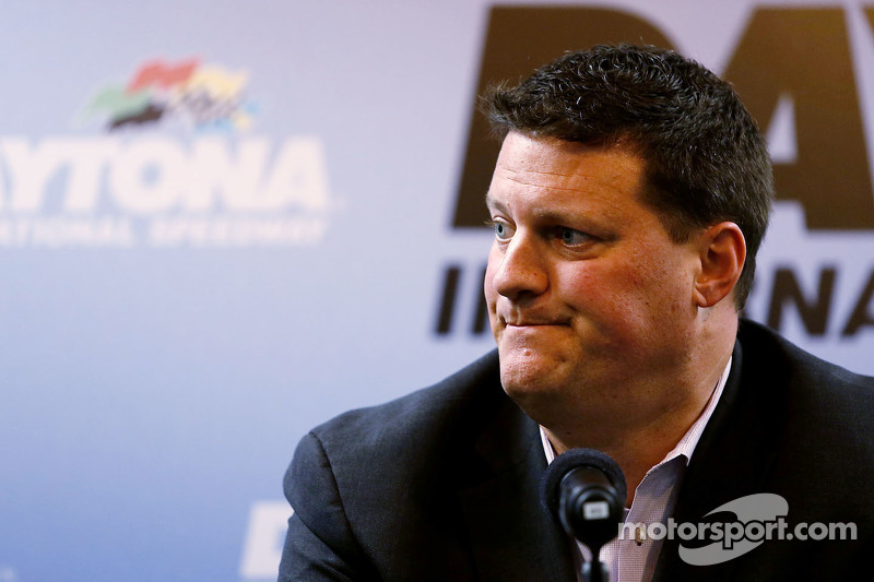 NASCAR Senior Vice President Steve O'Donnell talks about adding SAFER barriers to the track followin