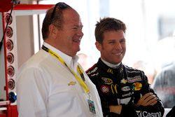 Jamie McMurray, Ganassi Racing Chevrolet com a Chip Ganassi