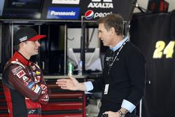 Jeff Gordon, Hendrick Motorsports Chevrolet com o Ray Evernham