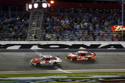 Ryan Reed, Roush Fenway Racing Ford, pakt de overwinning
