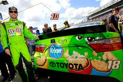 Matt Crafton substituir Kyle Busch, Joe Gibbs Racing Toyota