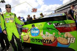 Matt Crafton substituir Kyle Busch, Joe Gibbs Racing Toyota