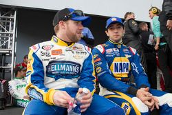 Regan Smith, Chase Elliott