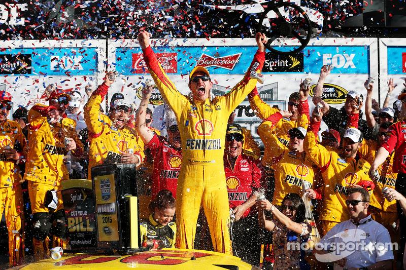 2015, Daytona 500: Joey Logano (Penske-Ford)